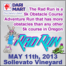 The Rad Run : 5k Obstacle Course